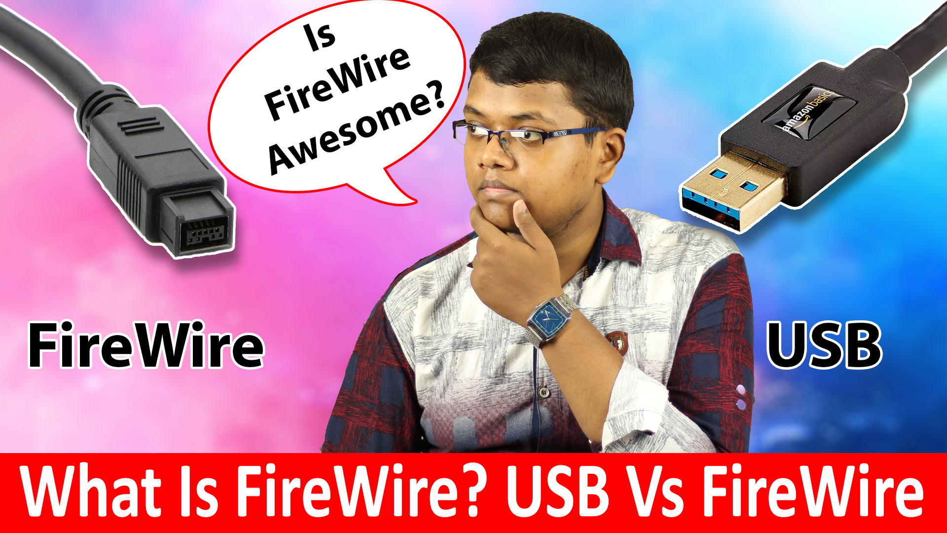 Can Firewire & USB Compete With Each Other?