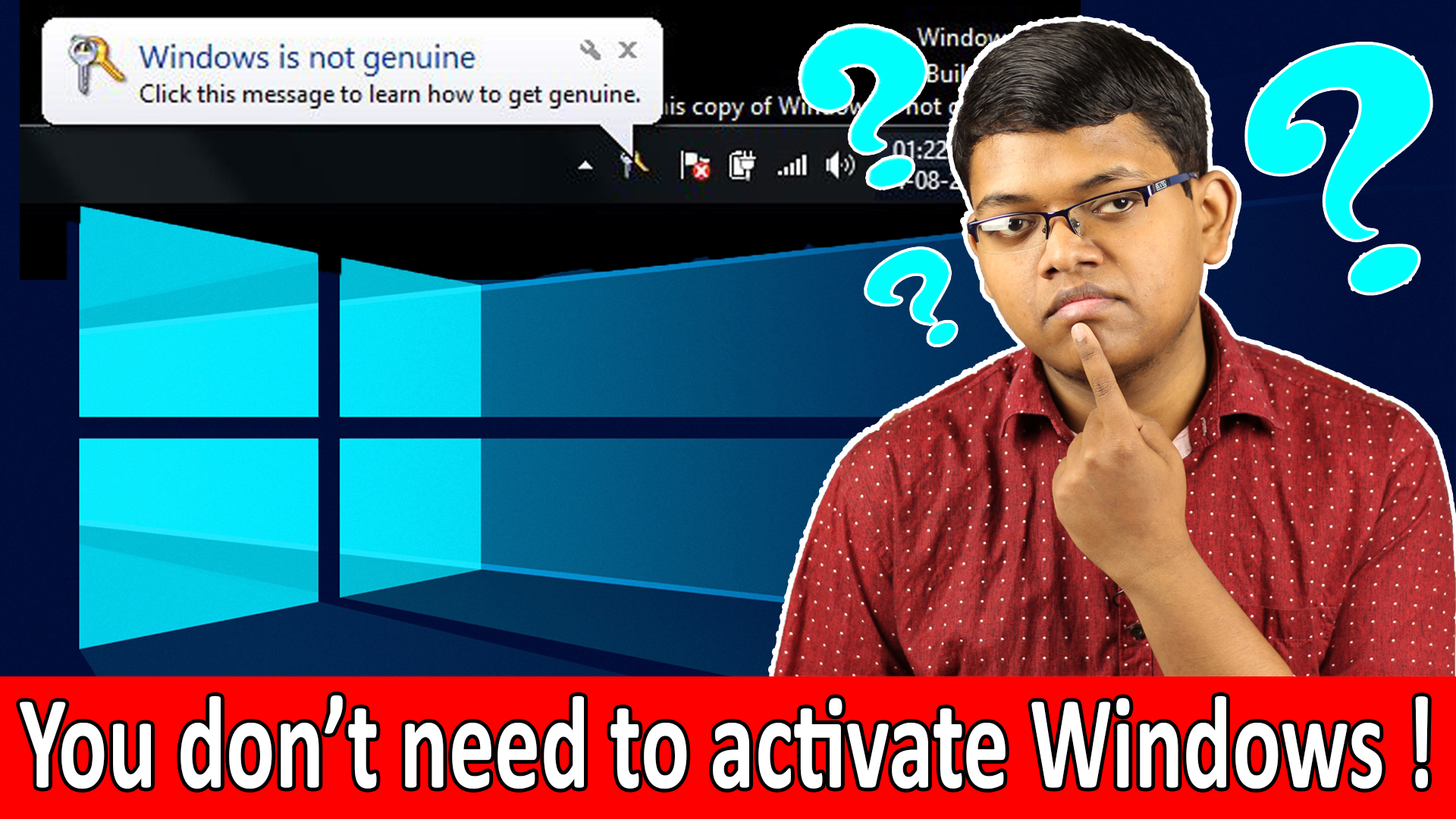 Do You need to Activate Windows?