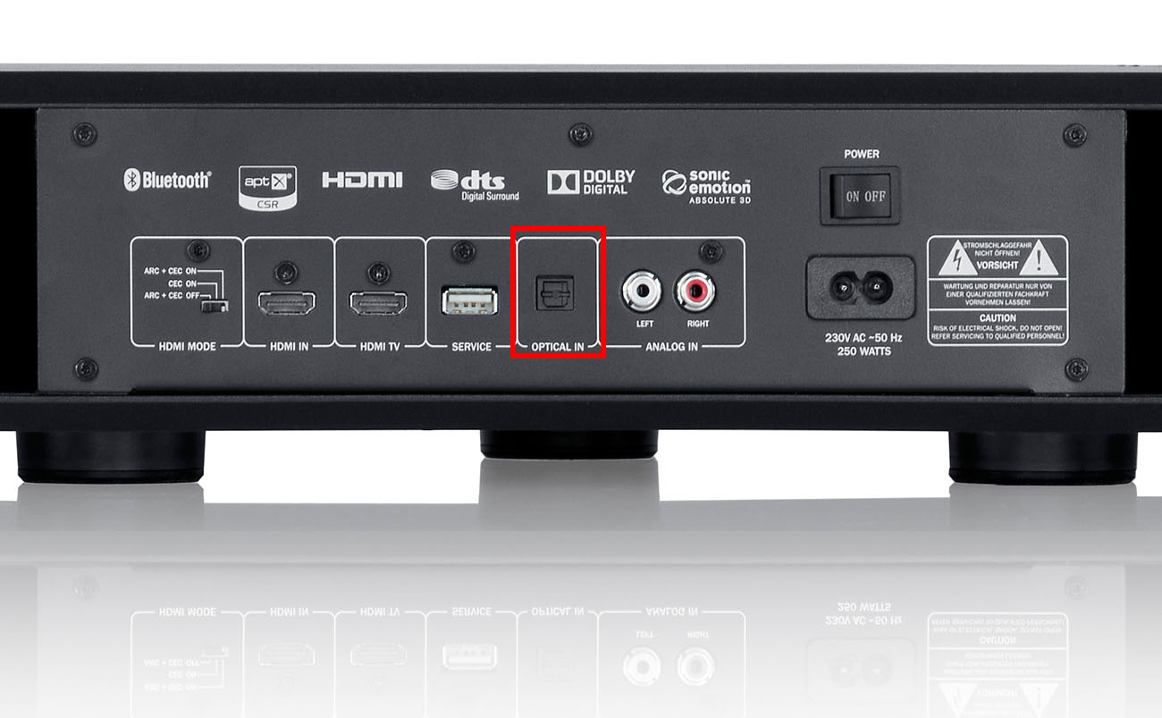 What is Optical Audio? Toslink Explained