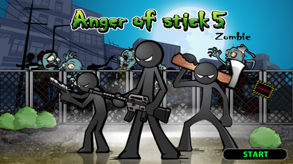 One of the best low MB games in Android is Anger of stick 5