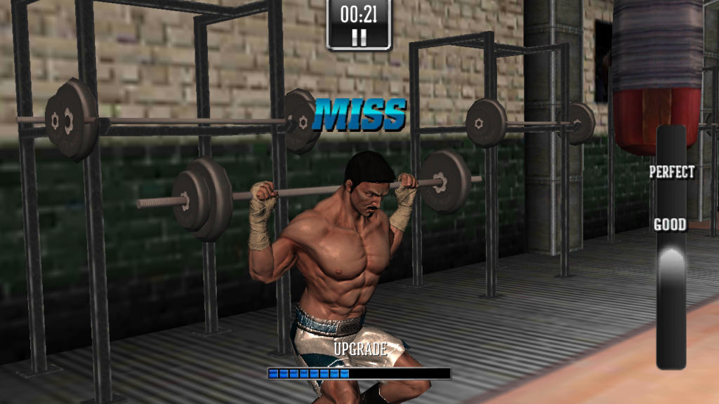 In the low MB games list Punch boxing 3D is my all time favorite game