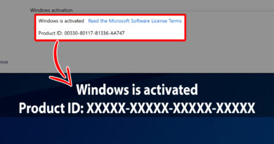 How to Check Windows Genuine or Cracked