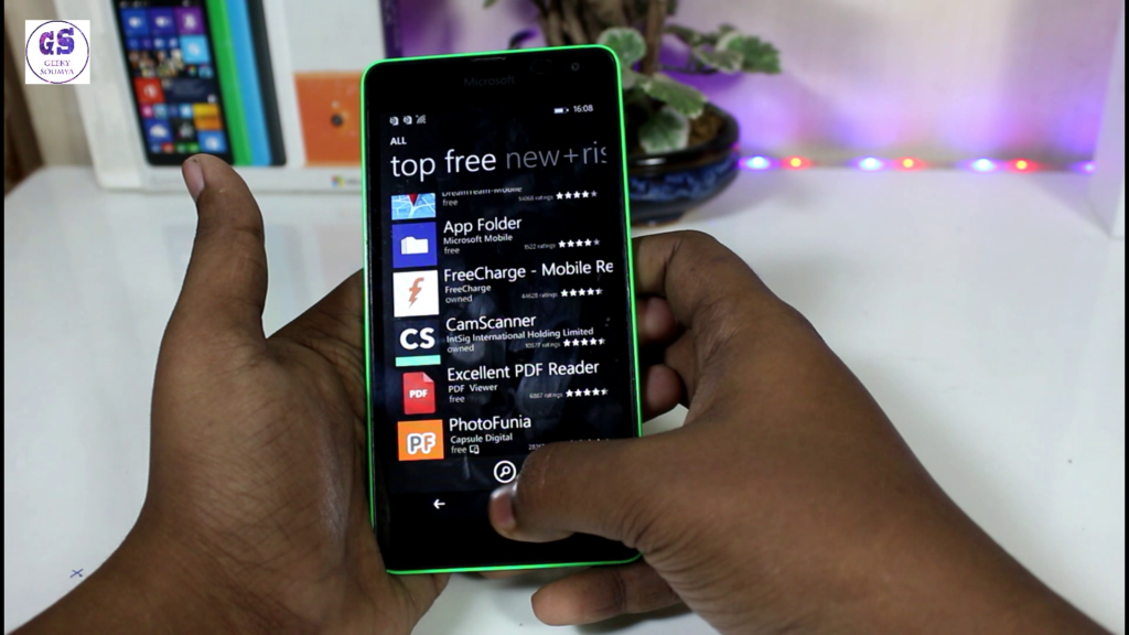 Windows Phones Failed Due To lack of free applications