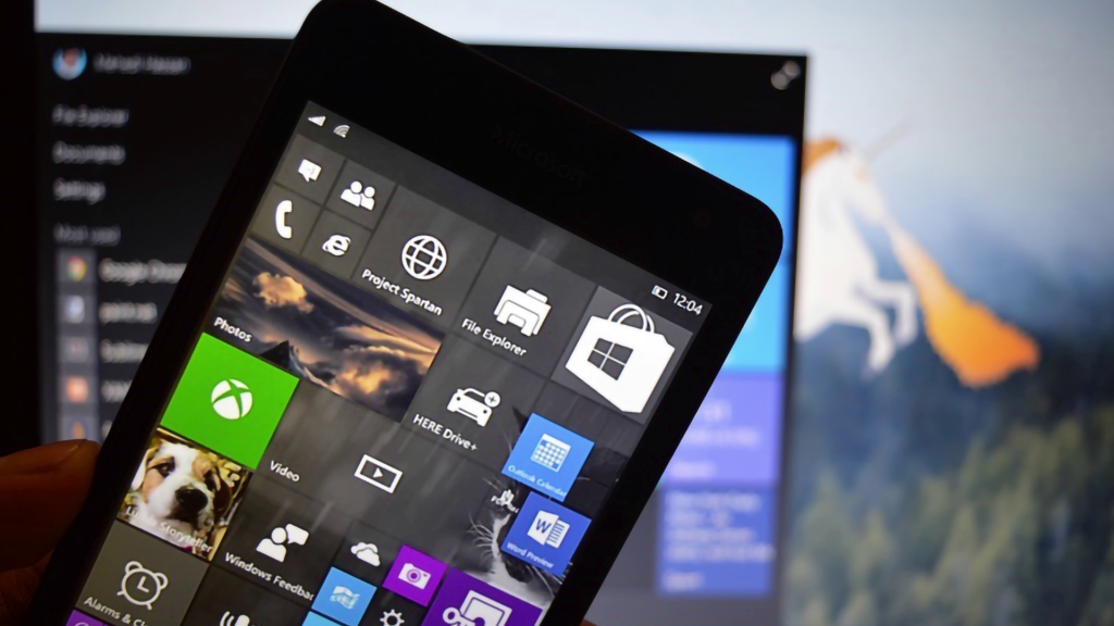 Windows Phones doesn't have any Google Apps