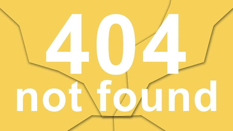 How to fix 404 error? Problem Solved!