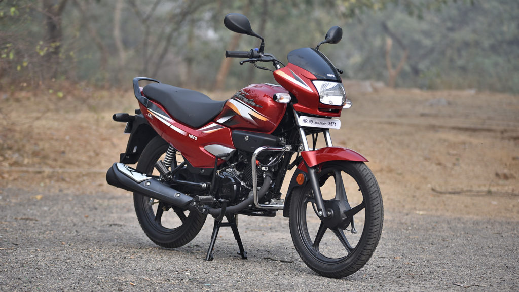 Best Bikes Under 80000, Hero Super Splendor