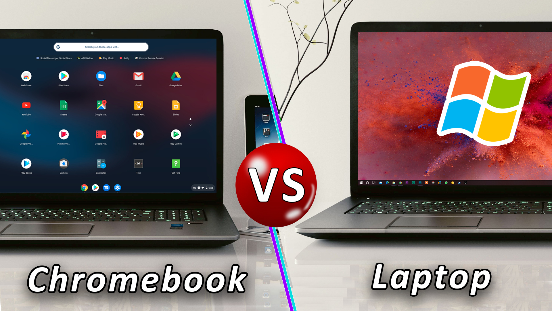 Chromebook Vs Laptop: Which One Should You Pick?