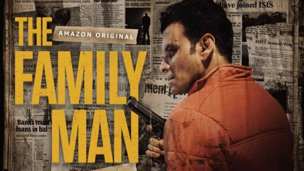 Best Web Series: The Family Man