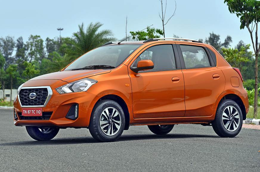 Cars Under 4 Lakhs, Datsun GO