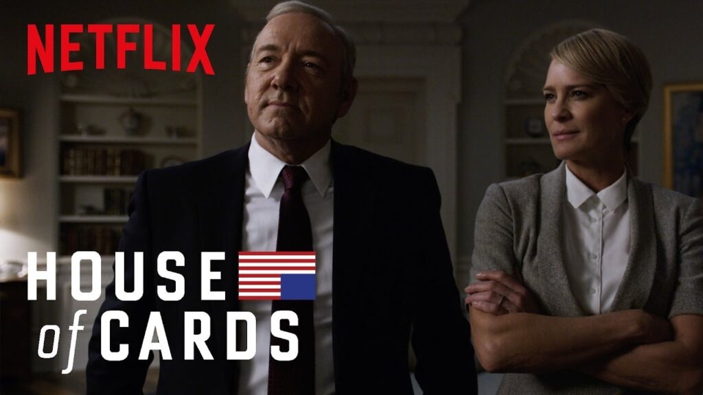 House Of Cards: Best Web-Series