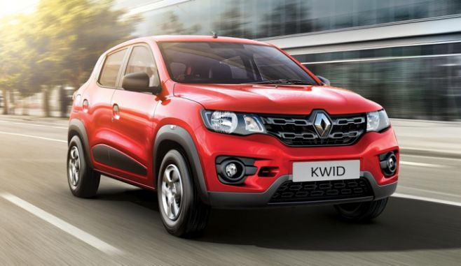 Cars Under 4 Lakhs, Renault Kwid (800 cc)