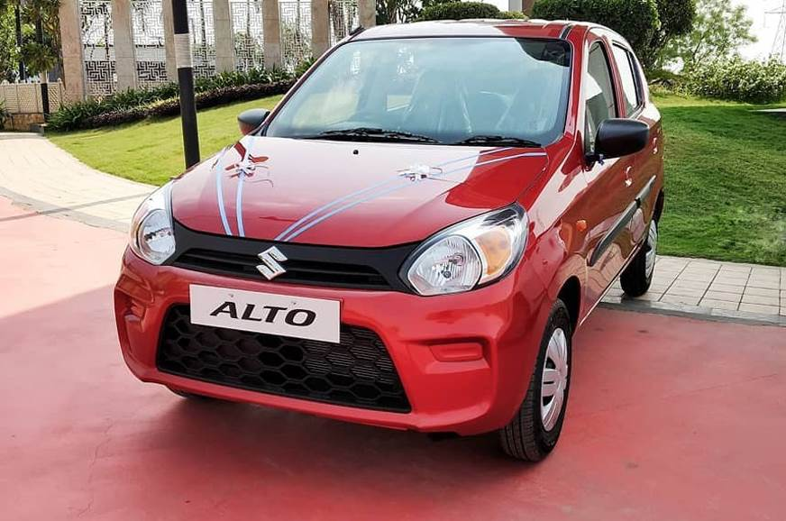 Cars Under 4 Lakhs, Maruti Suzuki Alto 800