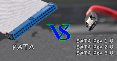SATA Vs PATA: Differences You Should Know!