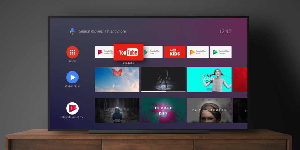 A Full HD Android TV