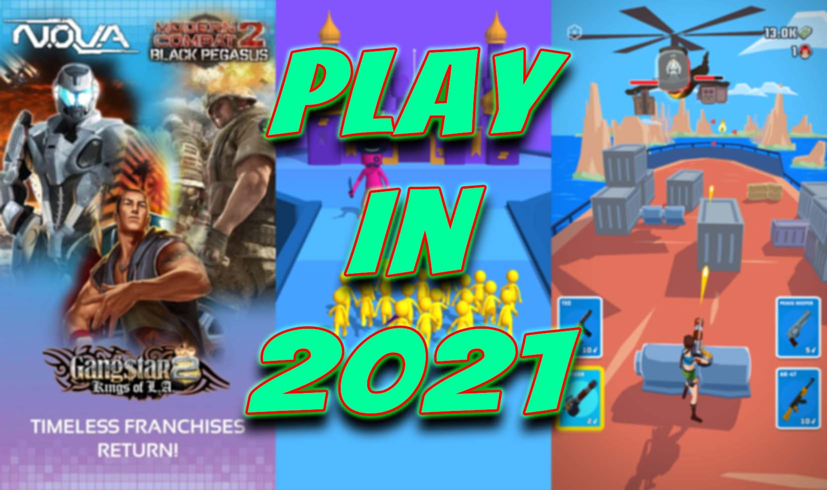 Best Games of 2020 for Android: You Should Play Now