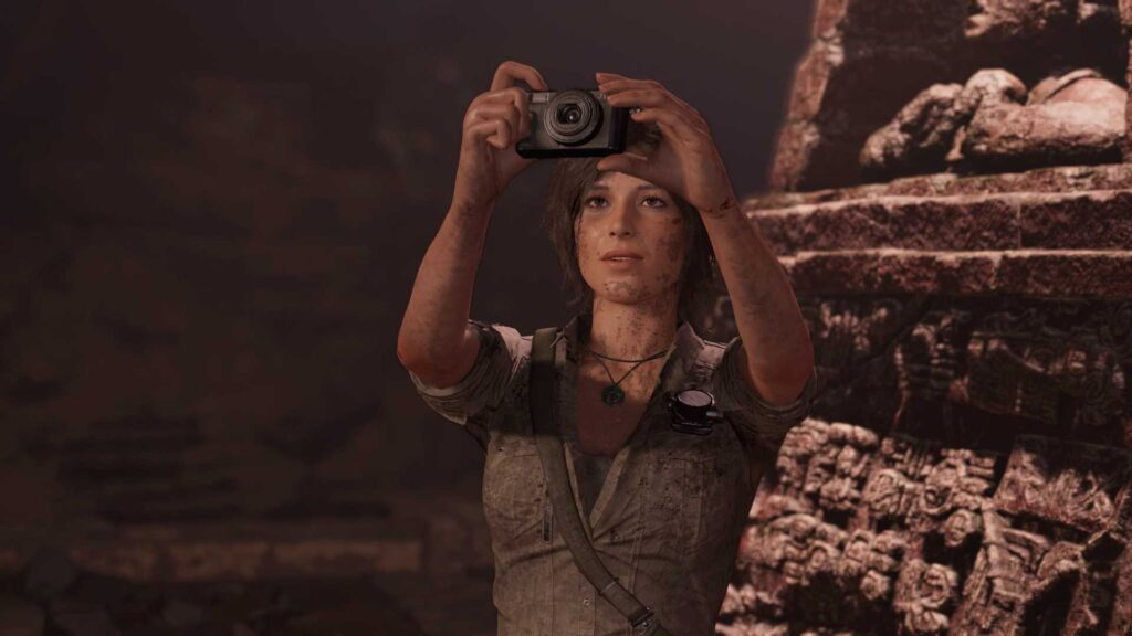 Shadow Of The Tomb Raider is the Best game for PS4 that you can play on PS5