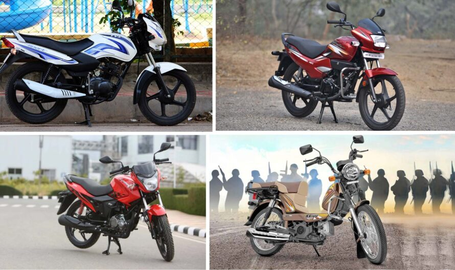 12 Best Bikes in India for Mileage!