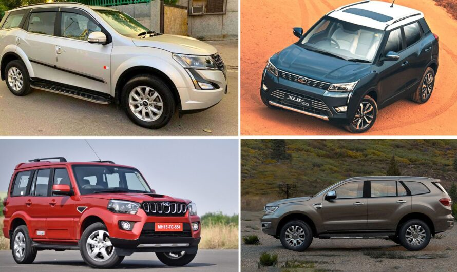 Best SUVs in India You Can Buy!