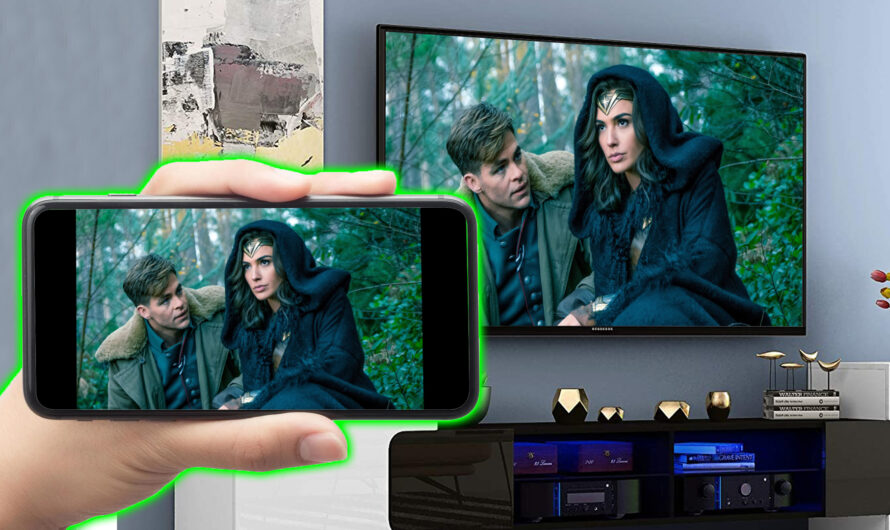 How to Mirror Android Phone's Screen on Amazon Fire TV Stick?
