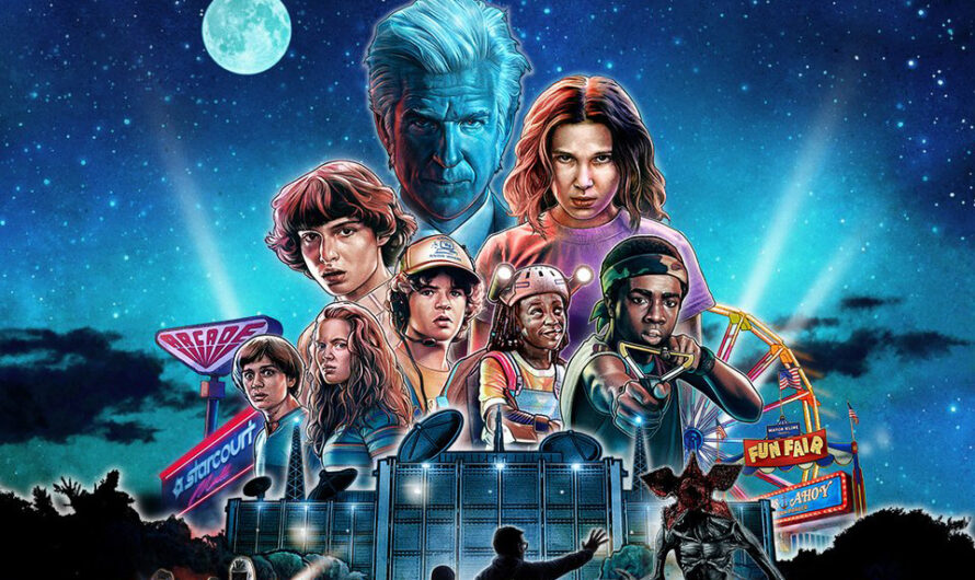 Stranger Things Season 4 Release Date, Episodes, Casts, News, Rumours & More!!