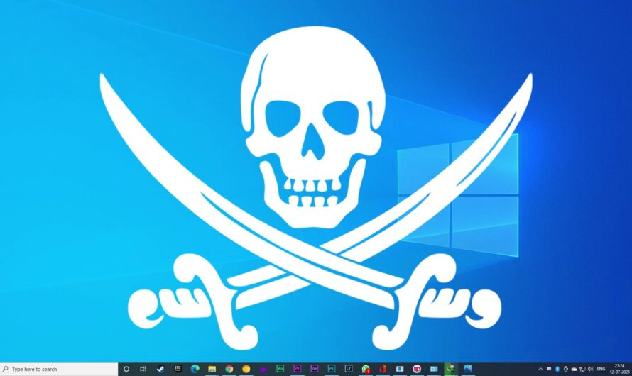 Pirated Windows Vs Original or Genuine Windows! What You Shouldn't Consider & Why?